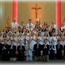 First Holy Communion and Confirmation at St. Peter Parish (April 2016) photo album thumbnail 1
